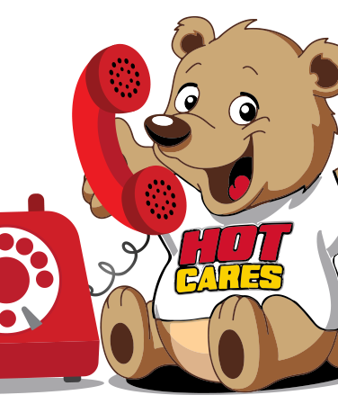 Hot Cares Logo