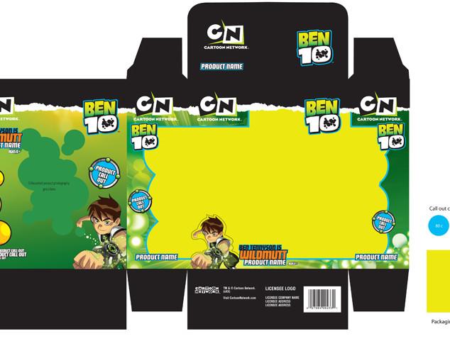 Ben10 Windowbox B