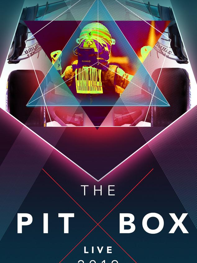 Pitbox LIVE Instagram