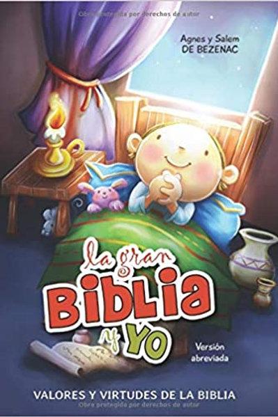 GRAN BIBLIA Y YO, LA