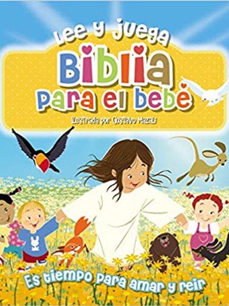 LEE Y JUEGA BIBLIA PARA EL BEBE