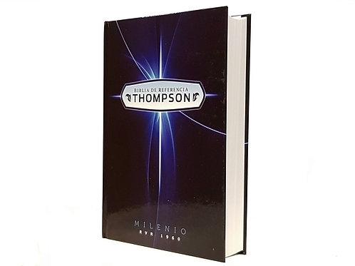 BIBLIA DE REFERENCIA THOMPSON MILENIO RVR 1960