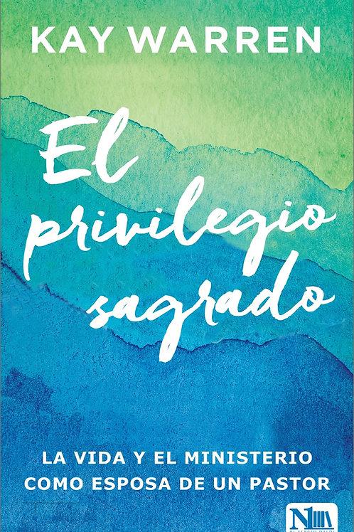 PRIVILEGIO SAGRADO
