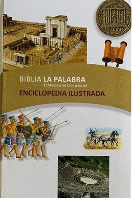 Biblia la palabra enciclopedia ilustrada