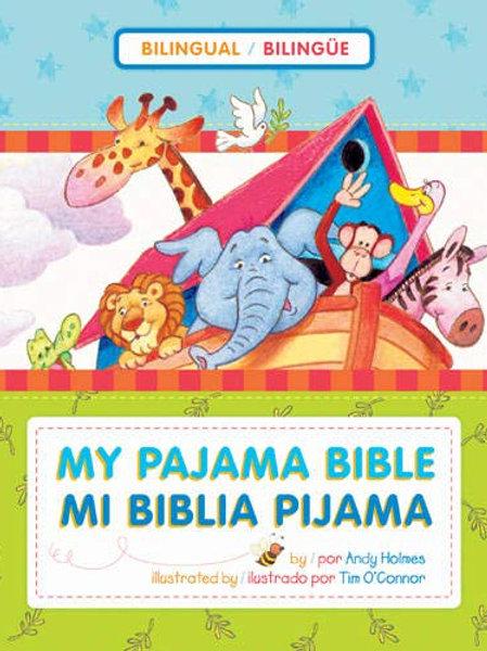MI BIBLIA PIJAMA BILINGUE