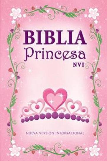 BIBLIA NVI SU PRINCESA TAPA DURA