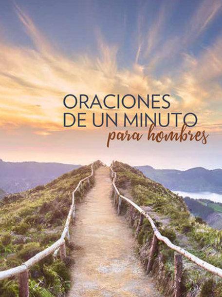 Oraciones de un minuto para hombres | Origen