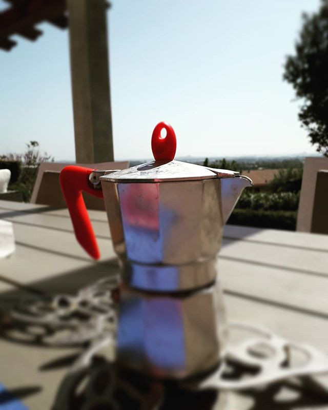 HTBtour Sardinia morning breakfast
