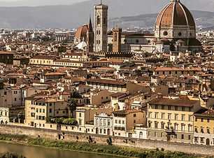Florence skyline. Wonders of Culture. _T