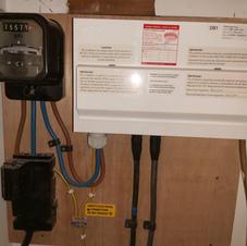 Full rewire in Altrincham