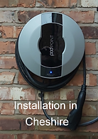 EV charger installation in Cheshire