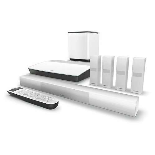 Bose® - Lifestyle® 650 home entertainment system - White