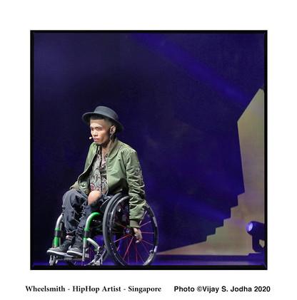 8 Wheelsmith - HipHop Artist - Singapore