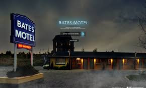 Not the Bates' Motel!