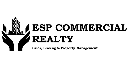 ESP Commercial Realty Logo: Sales, Leasing and Property Management