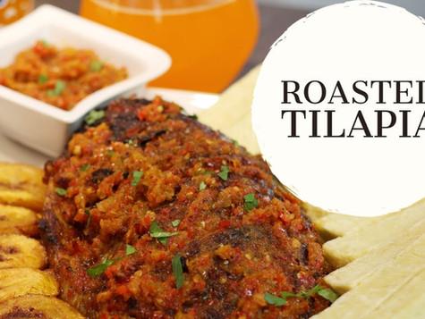 Roasted Tilapia