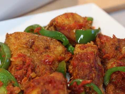 Peppered Fish