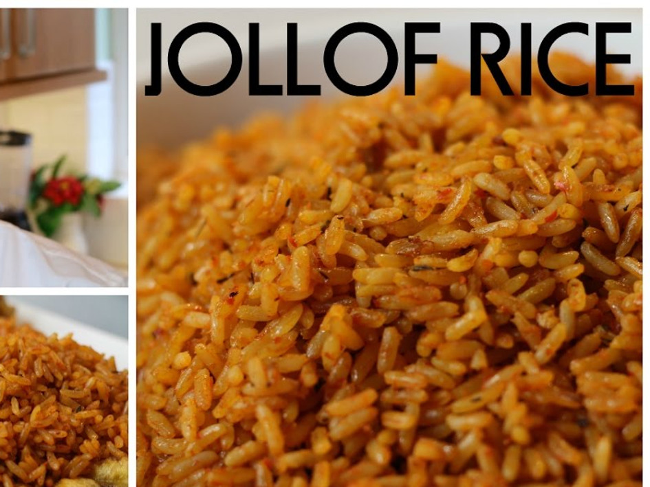 Jollof Rice Video