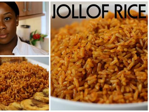 Jollof Rice Video