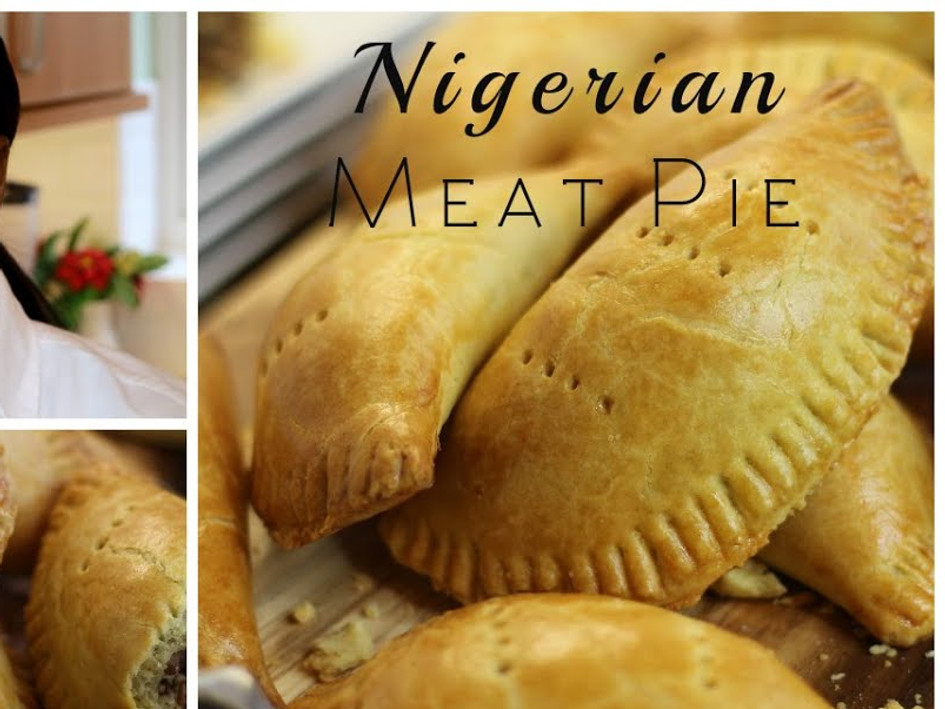 Nigerian Meat Pie Video