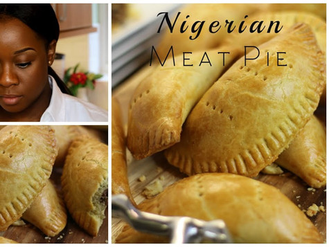 Nigerian Meat Pie Video