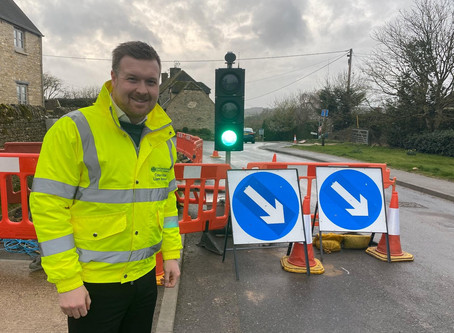 New scheme to help make roadworks work better