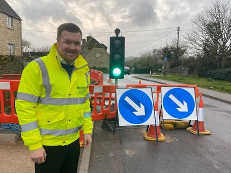 New scheme to help make roadworks work better
