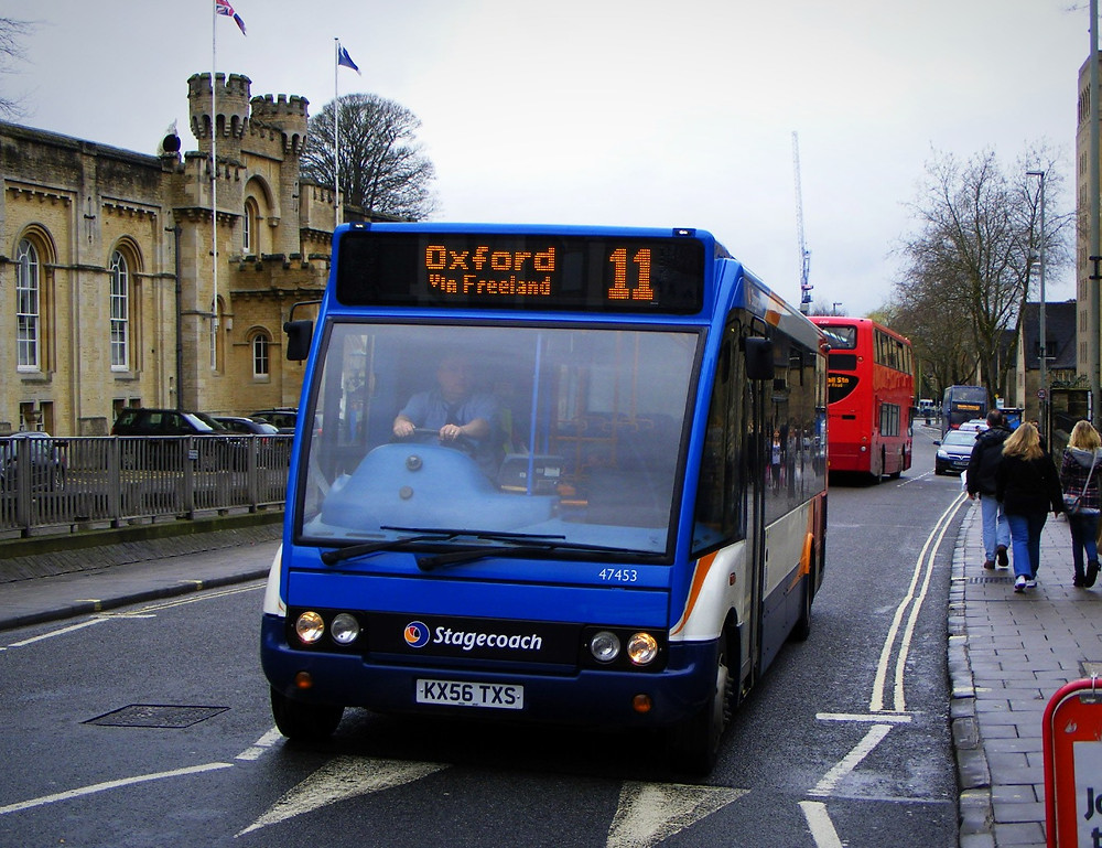 Stagecoach 11 Bus Service