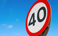 40mph limit wanted in North Leigh