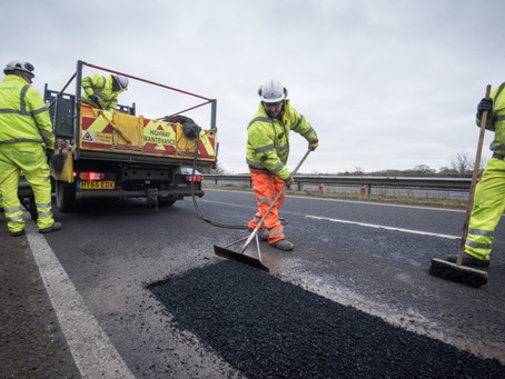 More money on it's way for roads in Oxfordshire