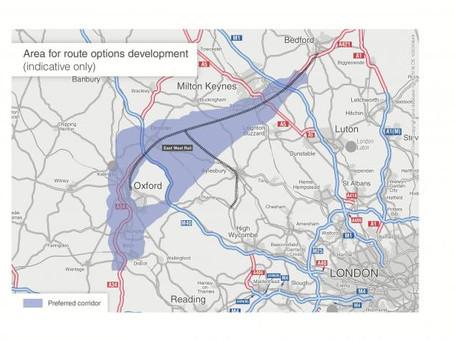 Expressway corridor is announced