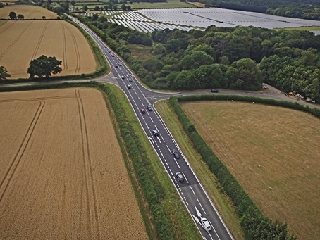 £300,000 A40 repairs completed