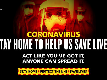 Save lives and use NHS services responsibly during COVID19 pandemic