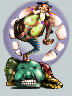 Marshmallow Fool