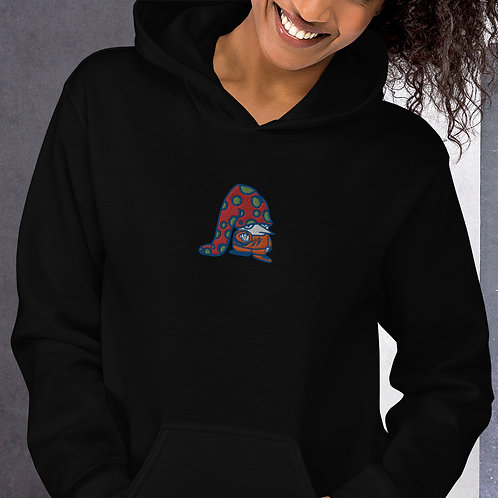 DAISY ART   COLLECTION  Unisex Hoodie Gnome