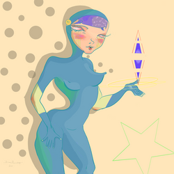 Space Girl
