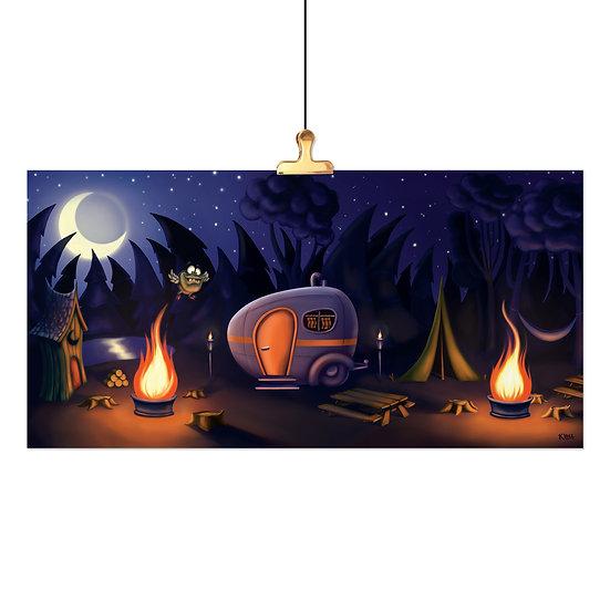 Mystical Camper