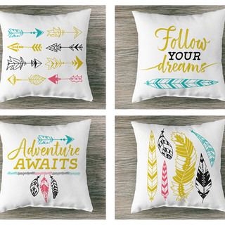 Adventure Pillow Cases