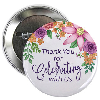 Celebration Pin