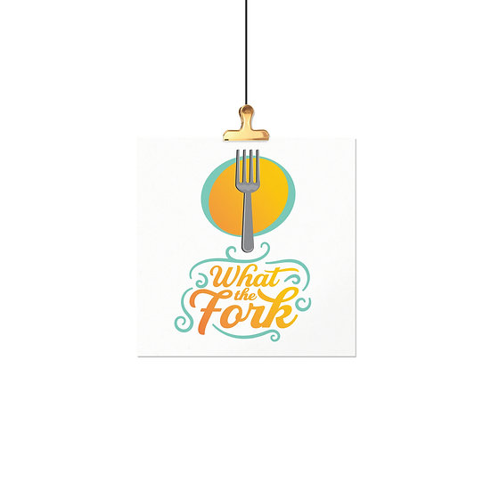 Kitchen Quotes - What the Fork