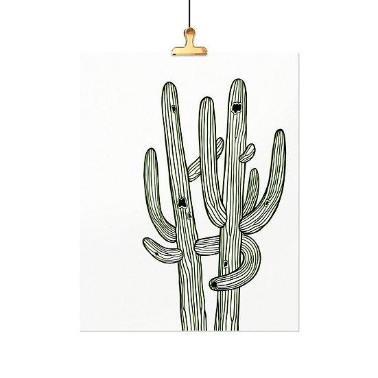Saguaro Cactus Hug