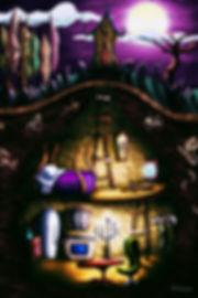 monster's house scene