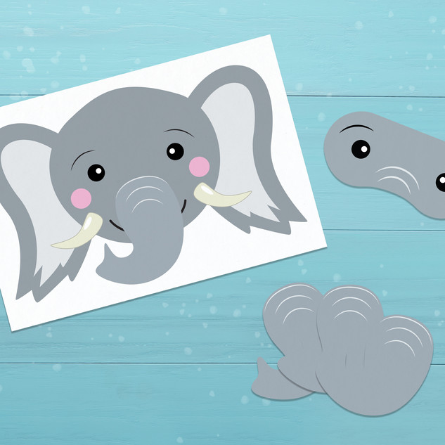Pin the Nose on the Elephant