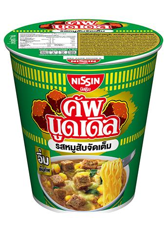 (泰國)日清 合味道 泰式肉碎風味杯麵 76G