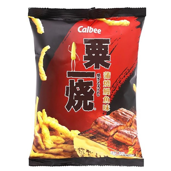 粟一燒 蒲燒鰻魚味 80G