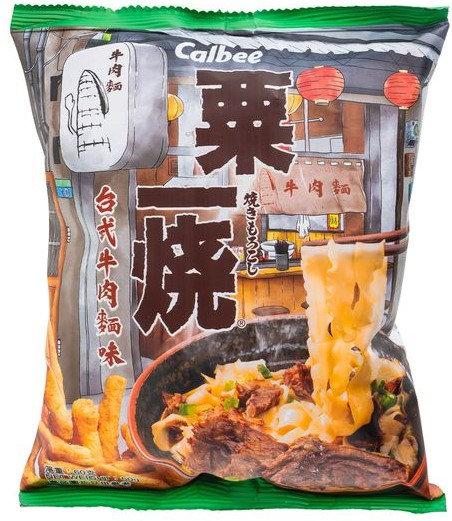 粟一燒 台式牛肉麵味 60g