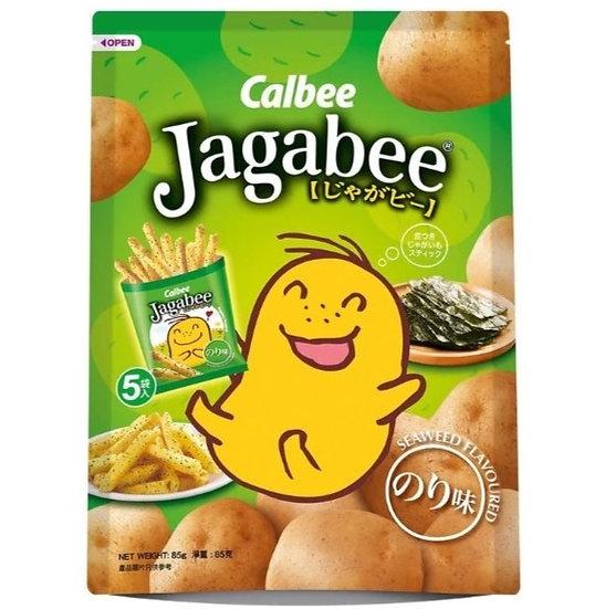 卡樂B宅卡B薯條 紫菜味 5小包