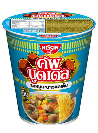 (泰國)日清 合味道 泰式青檸豬肉味(杯麵)