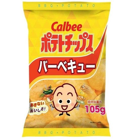 卡樂B 燒烤味薯片105G