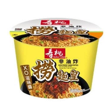 壽桃牌 非油炸 撈麵皇 XO滋味醬 75G